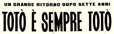 1954 10 24 LEuropeo intro